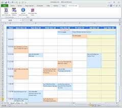 Schedule Chart Maker Calendar Maker Calendar Creator For Word And Excel