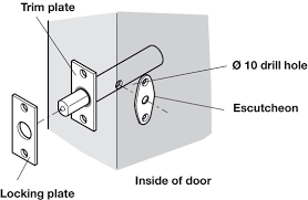please lock door. Image May Show A Similar Article, Please Check Product Details. Lock Door L