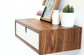 floating night stands nightstand diy platform bed with floating nightstands pdf