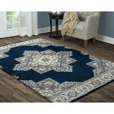 blue wool area rugs loft crown way indigo blue shades of navy blue oriental hand tufted blue wool area rugs