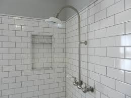 white kitchen with white subway tile and grey grout grey or white grout with white subway tile white subway tile with grey grout in bathroom white glass