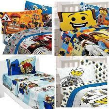 new lego blocks bed sheets set