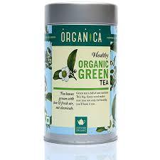 Organica Organic Green Tea 100g Amazon In Grocery Gourmet Foods