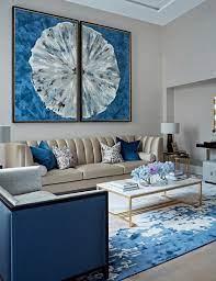 blue living room colour scheme ideas