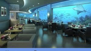 real underwater hotel. \ Real Underwater Hotel