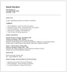 Brilliant Ideas of Resume With Certifications Sample With Layout