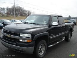 2001 Chevrolet Silverado 2500HD Specs and Photos | StrongAuto