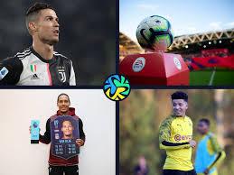 FIFA 20 Team of the Year nominations - Ronaldo.com