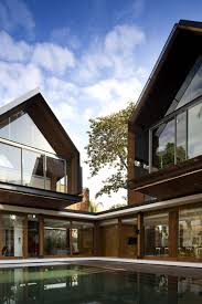 Svarga Residence by RT+Q Architects. Glass HousesContemporary ...