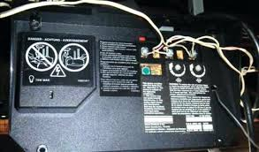 liftmaster wiring wiring diagram pro Lift Master Professional Series 1 2 HP at Liftmaster 1 2 Hp Garage Door Opener Wiring Diagram