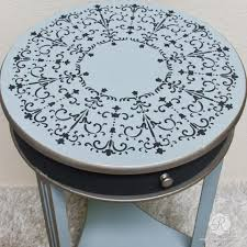 image stencils furniture painting. painted furniture with italian stencils medallion designs royal design studio image painting k