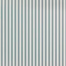Behang Thin Lines Dusty Blauw Gebroken Wit Papier 53x1000cm