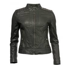 boss orange janabelle3 womens leather jacket