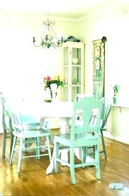 rustic chic chandelier furniture shabby dining room table decor sh