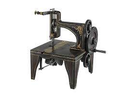 When Was Singer Sewing Machine Invented