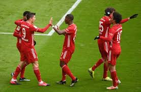 Germany's coach loew to resign after euros. Bayern Munich Blow Away Vfb Stuttgart At Allianz Arena