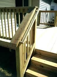 stair handrail ideas stunning free deck railing ideas stair handrail ideas outside stair railing outdoor deck stair handrail ideas wooden stair banister