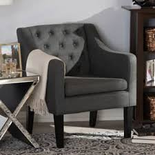 grey living room chairs. upholstered club chair https ak1 ostkcdn com images grey living room chairs shop the best deals