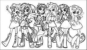 Color Pages For Kids Coloring Pages For Girls Games At Getdrawings
