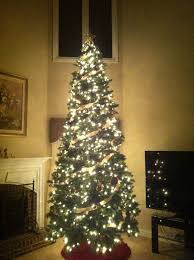 12 ft Christmas Tree :) this would be perfect! Always wanted a tall  Christmas