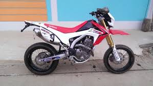 crf 250 l supermoto north chiang mai region motorcycles for