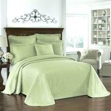 dark green comforter set king sets bed olive bedding historic sage coverlet collection com