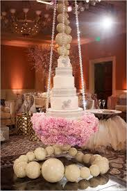 chandelier suspended floating cake stand wedding cakes 10 with trend we love gravity
