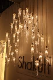 spectacular lighting. A Plethora Of Icicle Shapes Makes For Spectacular Light Fixture. Lighting