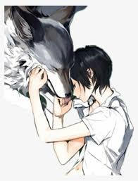 Happy wolf boy my friend artistdominic by. Depressed Anime Wolf Boy Page 3 Line 17qq Com