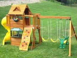 babies r us swing set another good option love the covered wave slide and bay twin image 0 twin baby swing