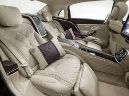 2016 Mercedes-Maybach S-Class photo on Automoblog.net