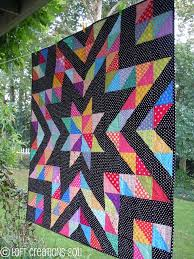 all polka dots -- when I finally master HST, this is a fun pattern ... & all polka dots -- when I finally master HST, this is a fun pattern - must  find some black and white dot fabric | Quilt Ideas | Pinterest | Patterns  and ... Adamdwight.com