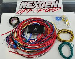 buggy wiring loom harness ac971000 9466 Universal Wiring Harness Kit Diagram at Universal Wiring Harness Kit Dune Buggies
