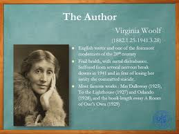 a haunted house virginia woolf ppt video online  3 the