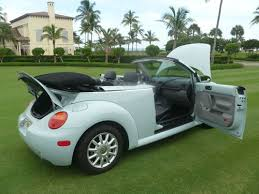 well volkswagen new beetle convertible cream on lotus evora fuse volkswagen beetle gls convertible automatic great cond palm beach car