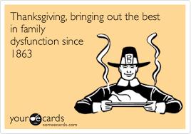 Memes Vault Funny Family Thanksgiving Memes via Relatably.com