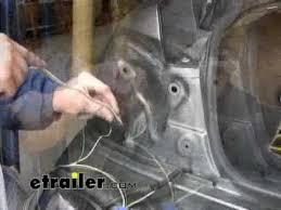trailer wiring harness installation 2004 chevrolet impala wiring harness for 04 impala trailer wiring harness installation 2004 chevrolet impala etrailer com Wiring Harness For 04 Impala