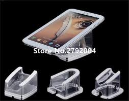 Acrylic Cell Phone Display Stands Adorable 32pcslot Clear Acrylic Cell Phone Display Stand Holder Universal