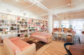 Charming neuehouse york cool offices Neuehouse Hollywood Amenities Like Rooftop Access Onsite Gym Classes And An Inhouse Salon Are Luxuries Many New Yorkers Only Dream Of Having At Home But Some Lucky People Built In Nyc Coolest Perks Members Receive At Coworking Spaces Built In Nyc