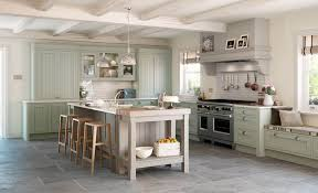 Light Sage Green Kitchen Cabinets Shaker Kitchen Doors Classic Aisling Furniture