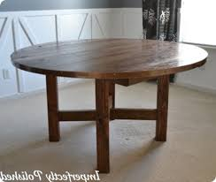 rustic farmhouse kitchen tables round table french