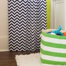 Navy And White Curtains Curtains Chevron Curtains Navy Chevron Curtains Curtain At