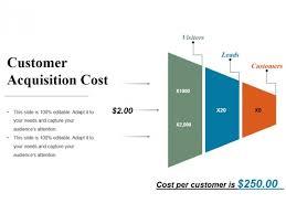 customer acquisition cost customer acquisition cost ppt powerpoint presentation styles slides