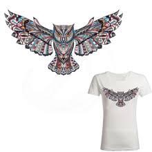 Buy <b>iron</b> on transfer <b>owl</b> and get free shipping on AliExpress.com