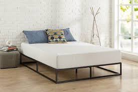 Low Profile Bed Frame Mattress Foundation For Home