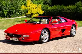 Collecting Cars Live Auction 1999 Ferrari F355 Gts Facebook