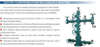 Wellhead X-mas tree oil christmas tree
