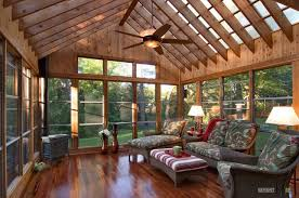 Timeless Allure: 30 Cozy and Creative Rustic Sunrooms | Sunroom, Flow and  Cabin