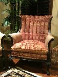 Jeff Zimmerman side chair (2) on Oklahoma City's craigslist.