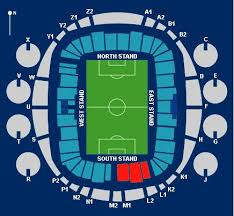Etihad Stadium Manchester Seating Chart Scientific Etihad Stadium Seat View Etihad Stadium View From